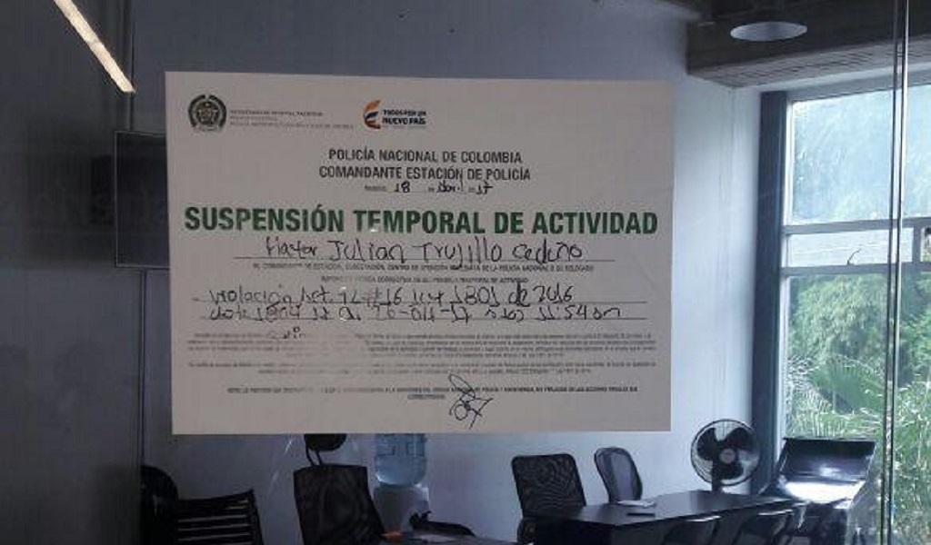 Uber oficina Medellín