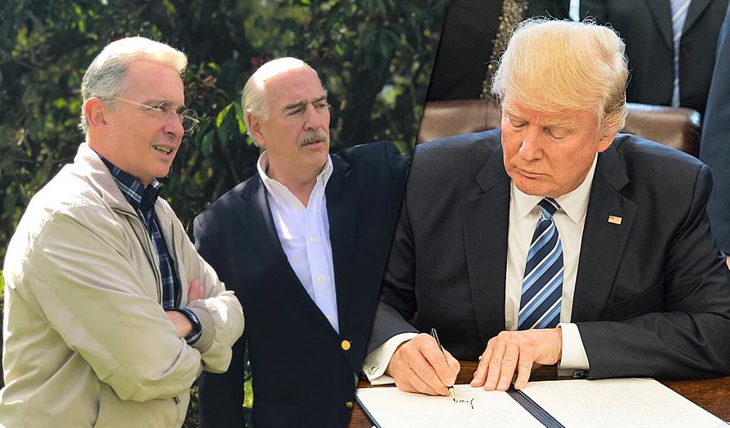 Expresidentes colombianos, con licencia para incordiar