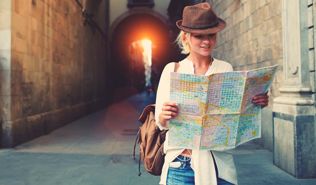 Los 8 destinos más visitados en verano