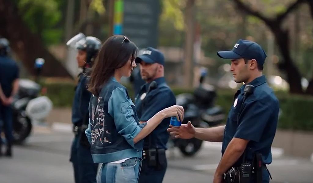 El desafortunado comercial de Pepsi