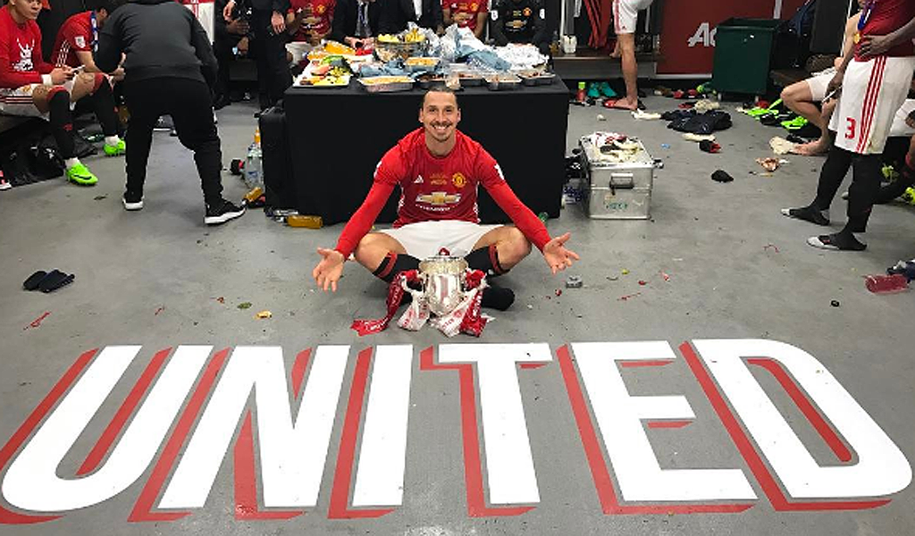 La larga incapacidad que tendría Zlatan Ibrahimović por lesión