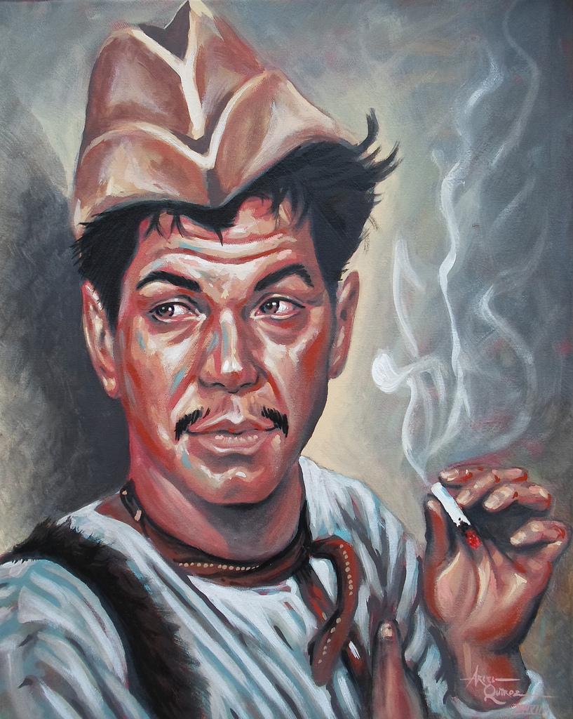 Falleció el único hijo de Cantinflas, Mario Moreno Ivanova