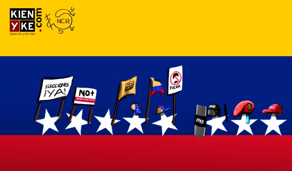 congresistas carta venezuela