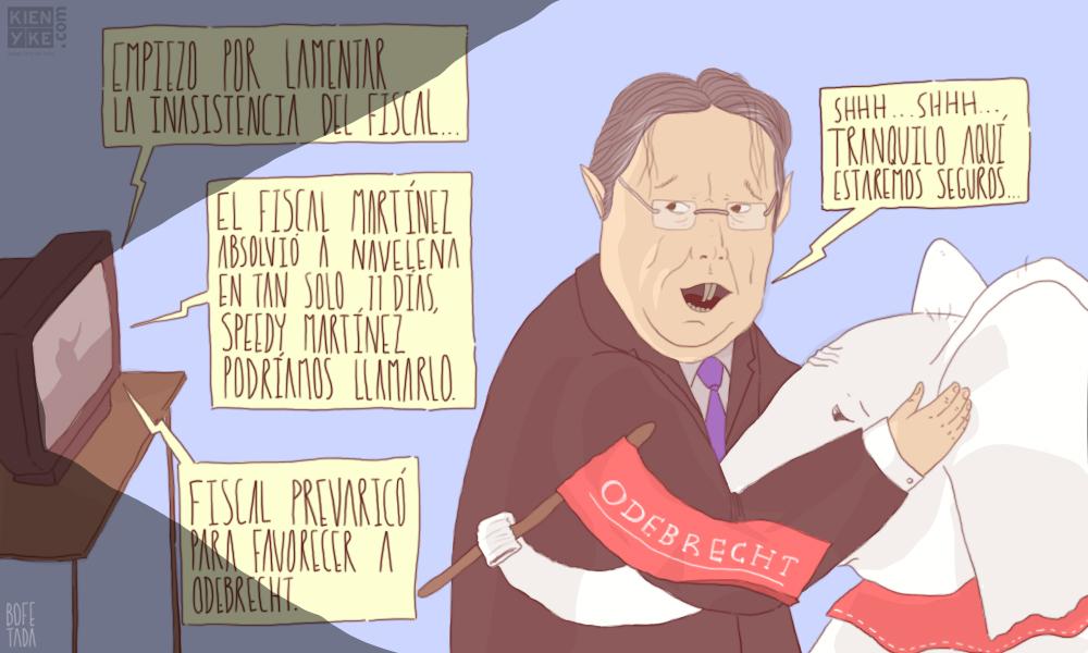 El debate en la TV