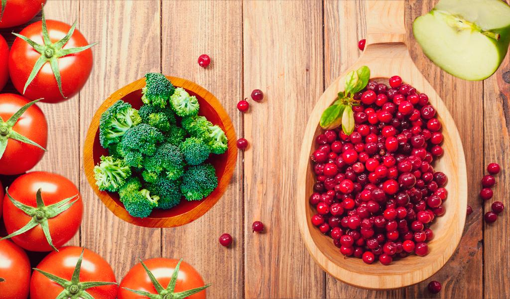 Diez alimentos para la prevención del cáncer