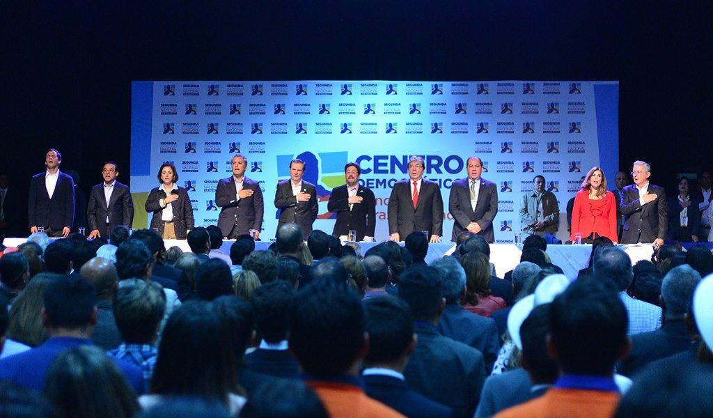 Centro Democrático convención
