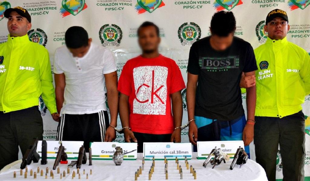 Foto: Policía de Antioquia