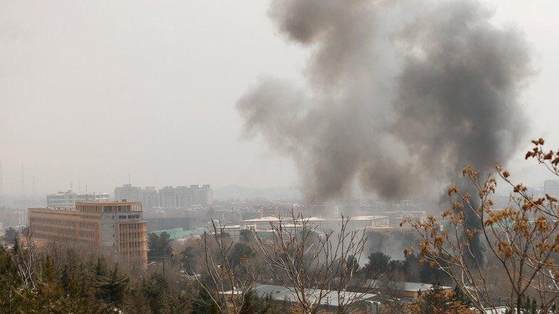 Cinco muertos deja atentado en Kabul