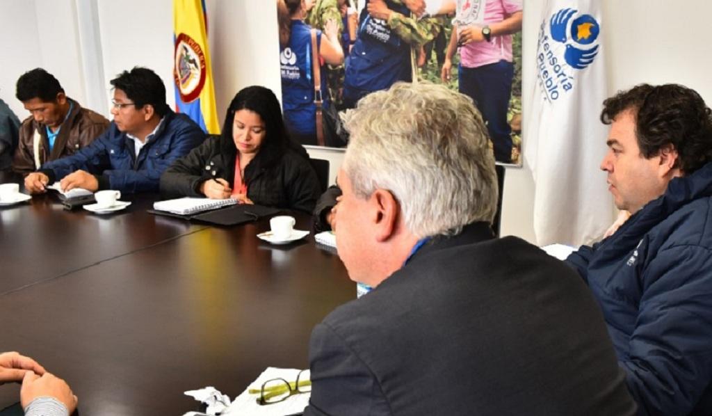 Indígenas denuncian falta de consulta por Fast Track