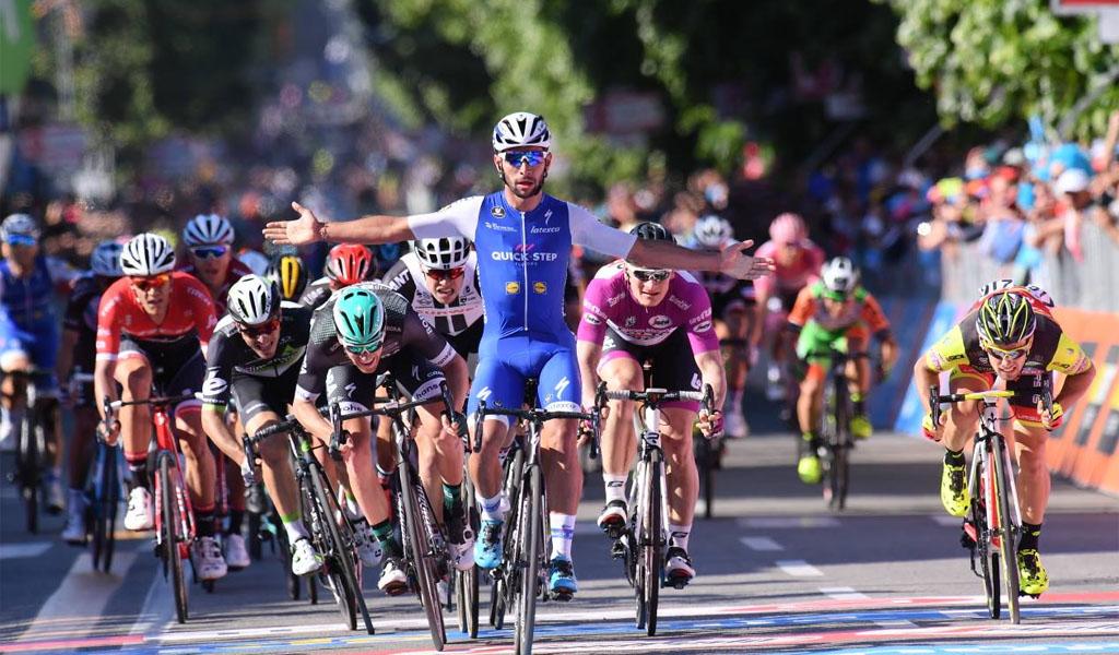 Giro de Italia Fernando Gaviria