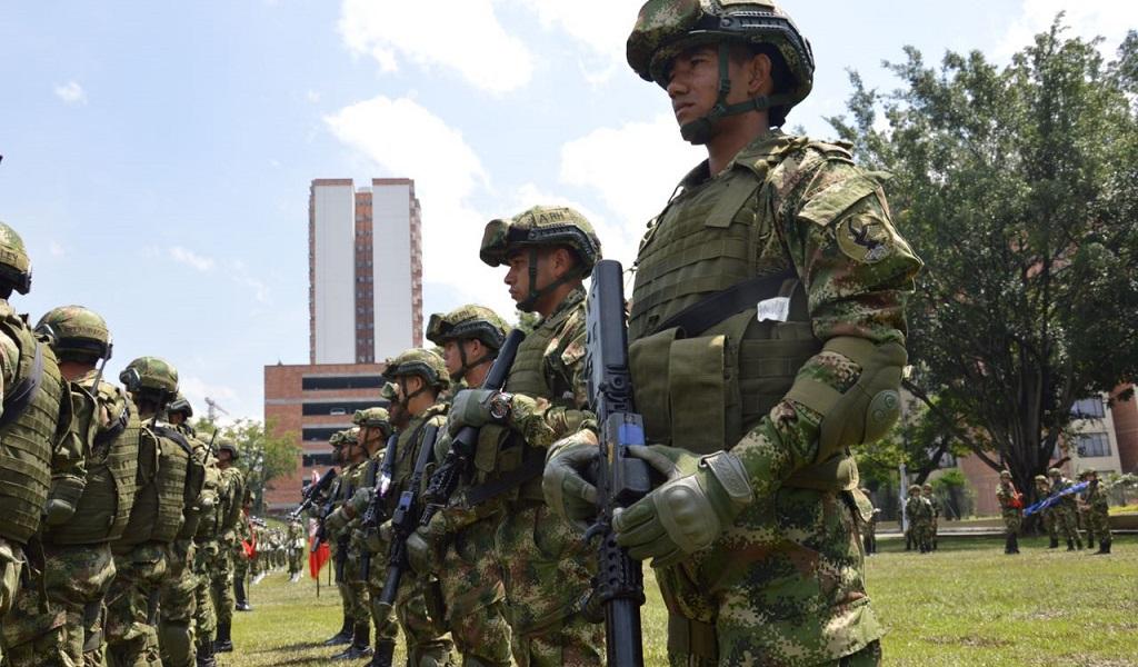 Fuerza especial del Ejército custodiará el Valle de Aburrá