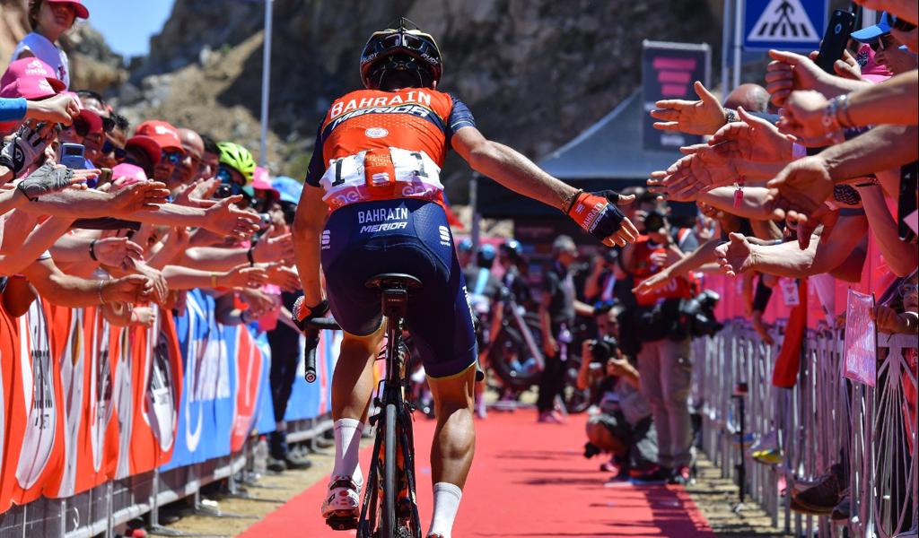 Nibali Giro de Italia Vuelta a España