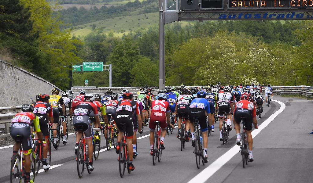 Clasificación general Giro 2017