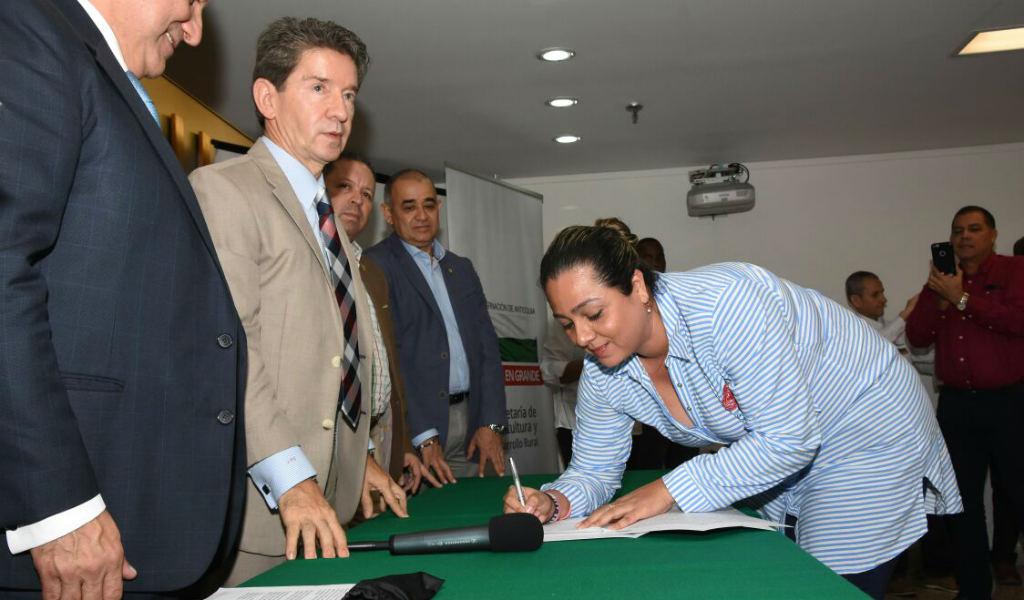 Gobernador Antioquia
