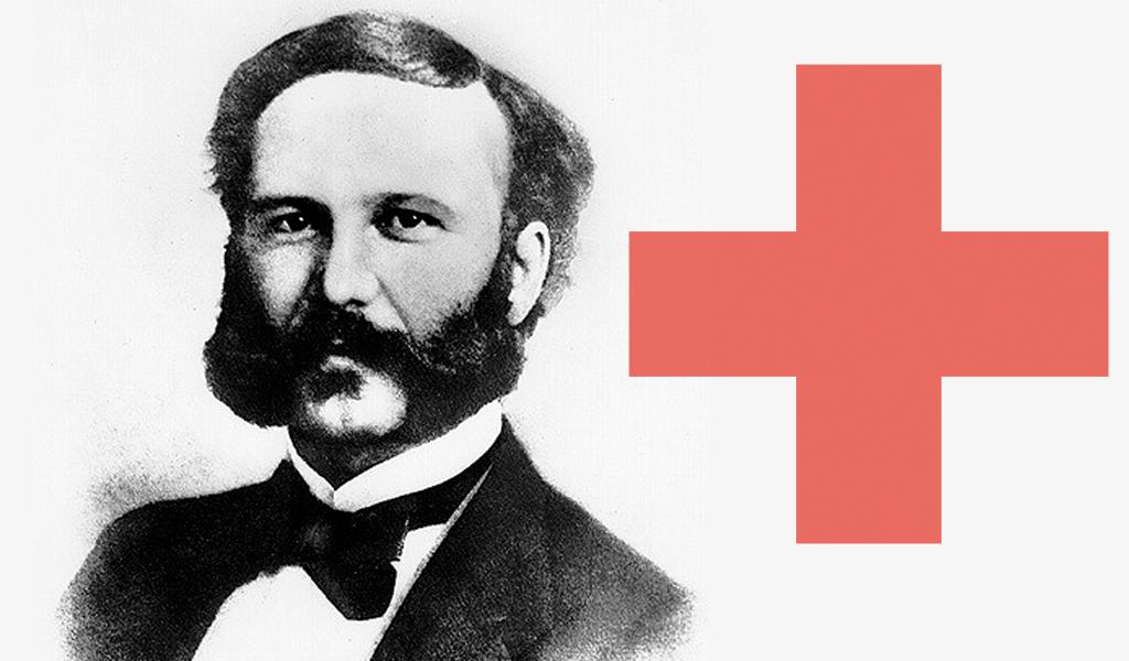 Henri Dunant, la paradójica historia del fundador de la Cruz Roja