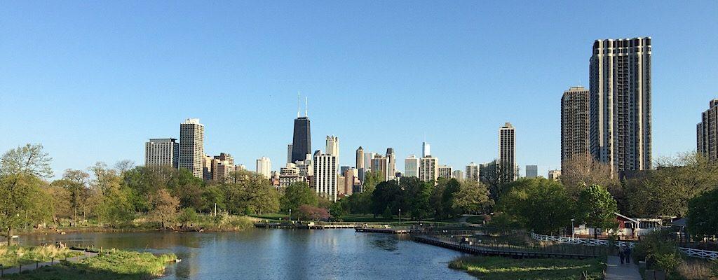 Foto: Centro de Chicago por Salua Kamerow