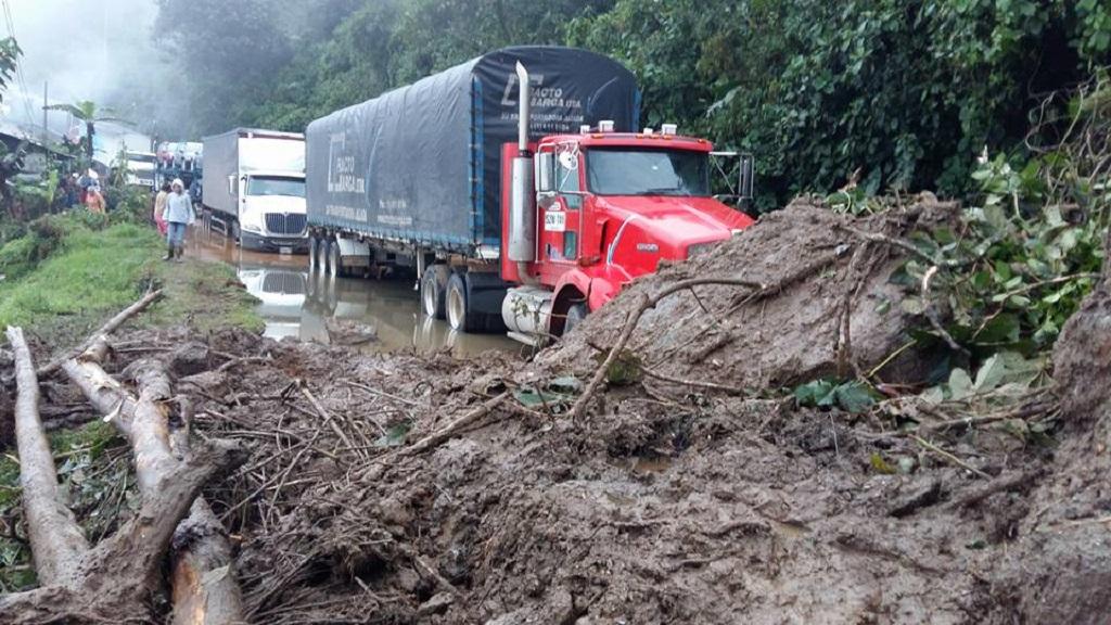 Ascienden a 23.000 los afectados por el invierno en Antioquia