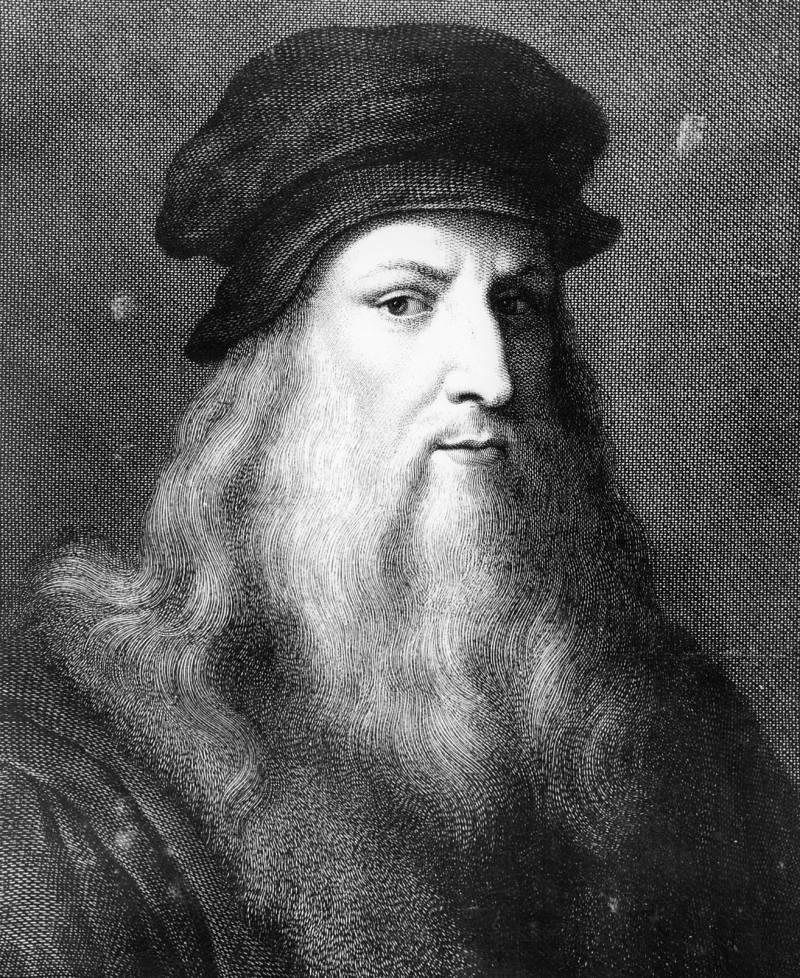 Leonardo Da Vinci: más allá de la Mona Lisa
