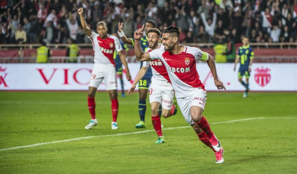 Mónaco quedó a un punto de ser campeón en Francia
