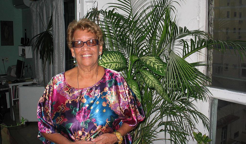 Maité Vera La Prestigiosa Guionista De Novelas Cubanas