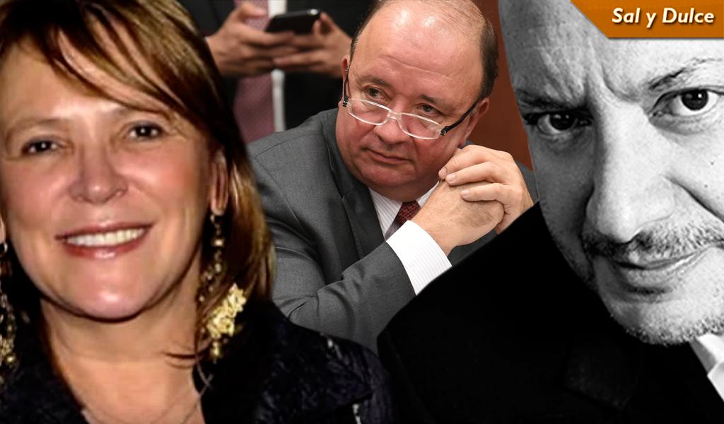 """""""Cínico"""" llama María Isabel Rueda a Min-defensa"""
