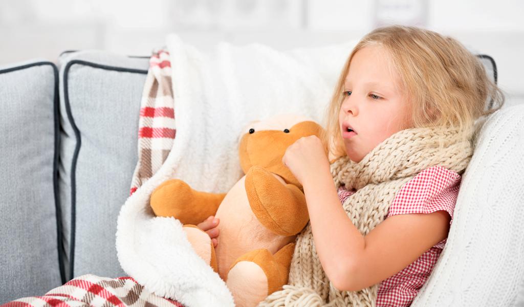 ¿Cómo cuidar a los niños de infecciones respiratorias?