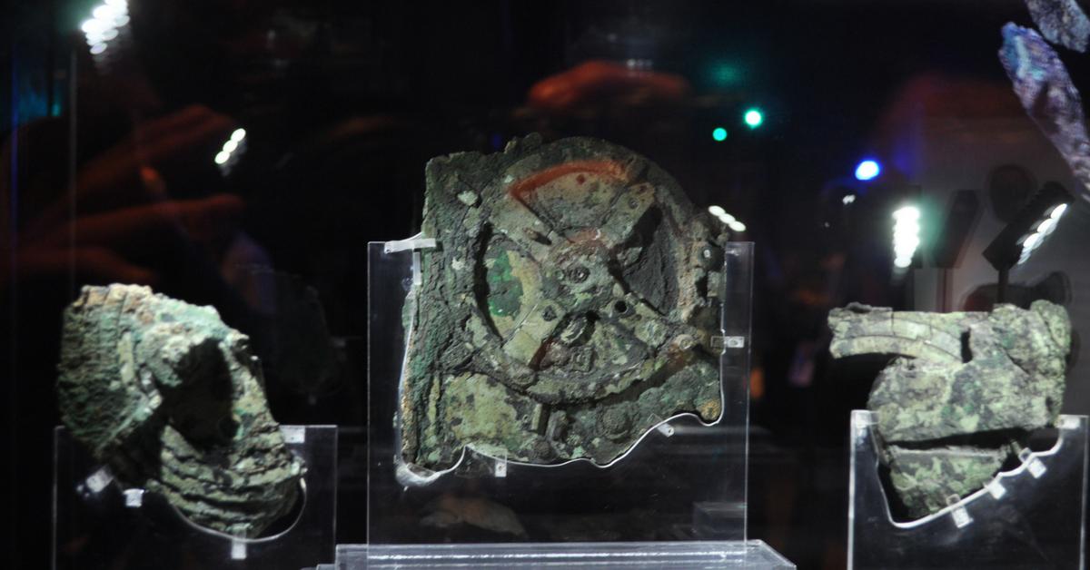 Doodle de Google: ¿Qué es el 'Mecanismo Antikythera?