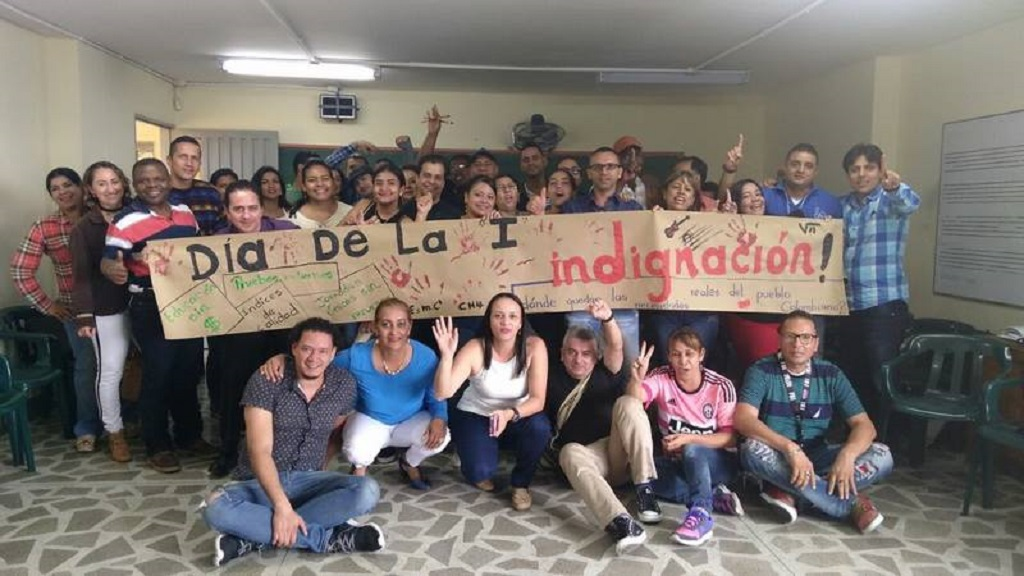 540.000 niños sin clases en Antioquia por paro de maestros