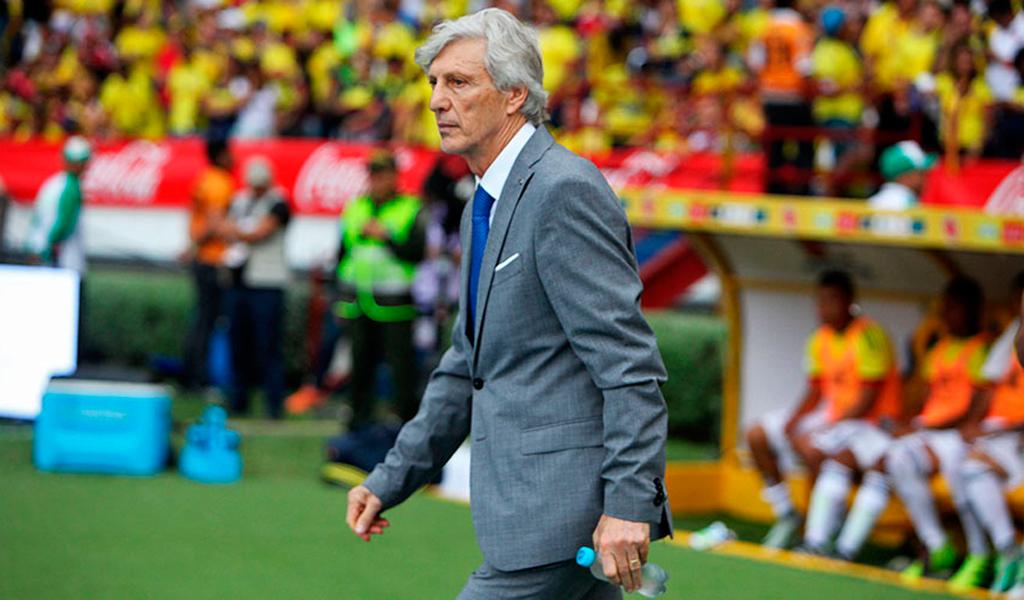 Selección Colombia José Pekerman