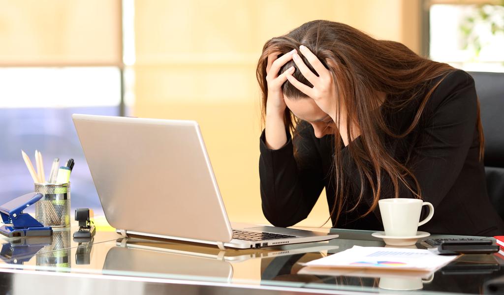 Estrés, detonante de problemas gastrointestinales