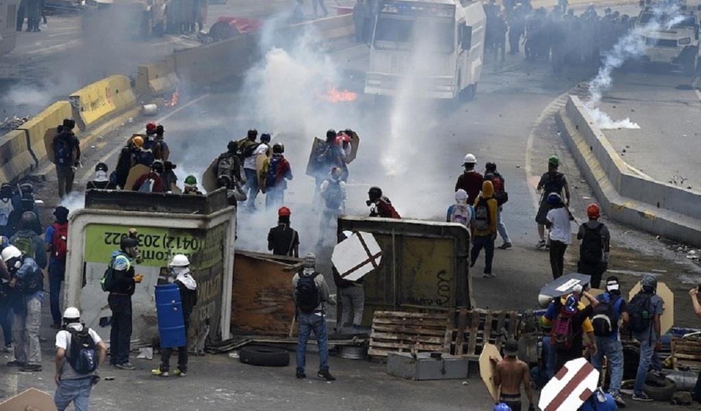 Aumentan a 66 los fallecidos durante manifestaciones en Venezuela