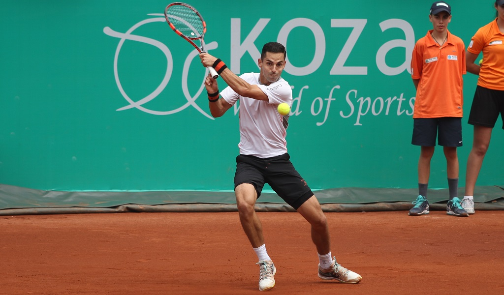 Santiago Giraldo tenis colombiano shutterstock