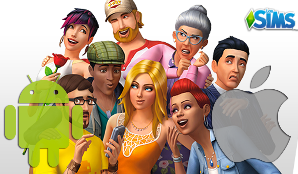 The Sims llega a iOS y Android