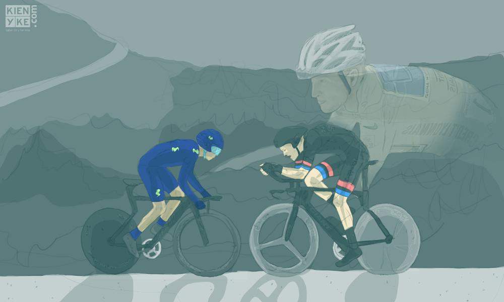 Nairo Quintana Giro de Italia