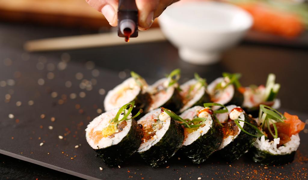 ¿Es perjudicial para la salud comer sushi?