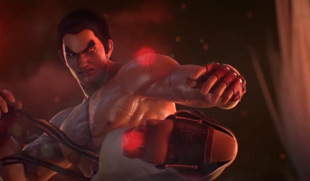 Revelan nuevo avance de Tekken 7