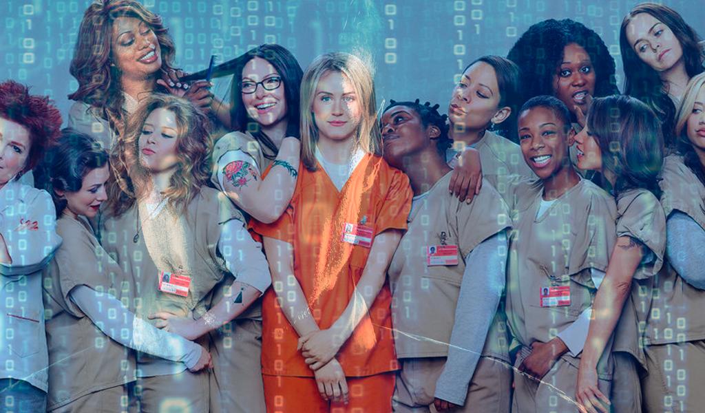 Filtran episodios de Orange is the New Black