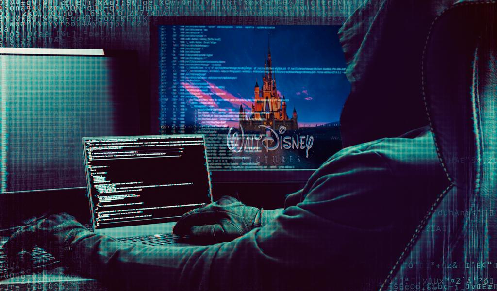 Disney denuncia el robo de una de sus películas