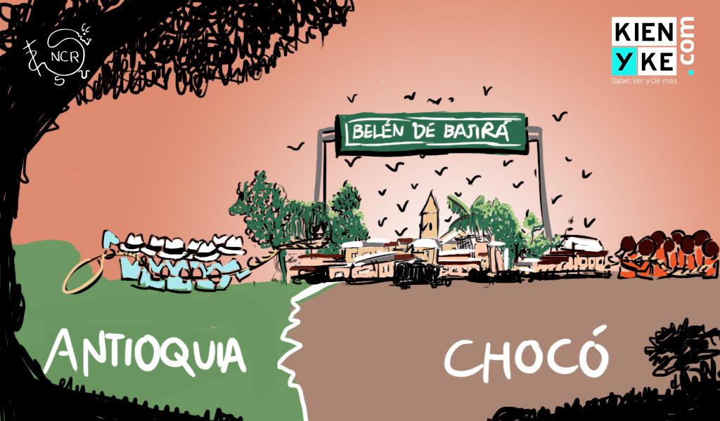 Belén de Bajirá, más allá de un territorio en disputa
