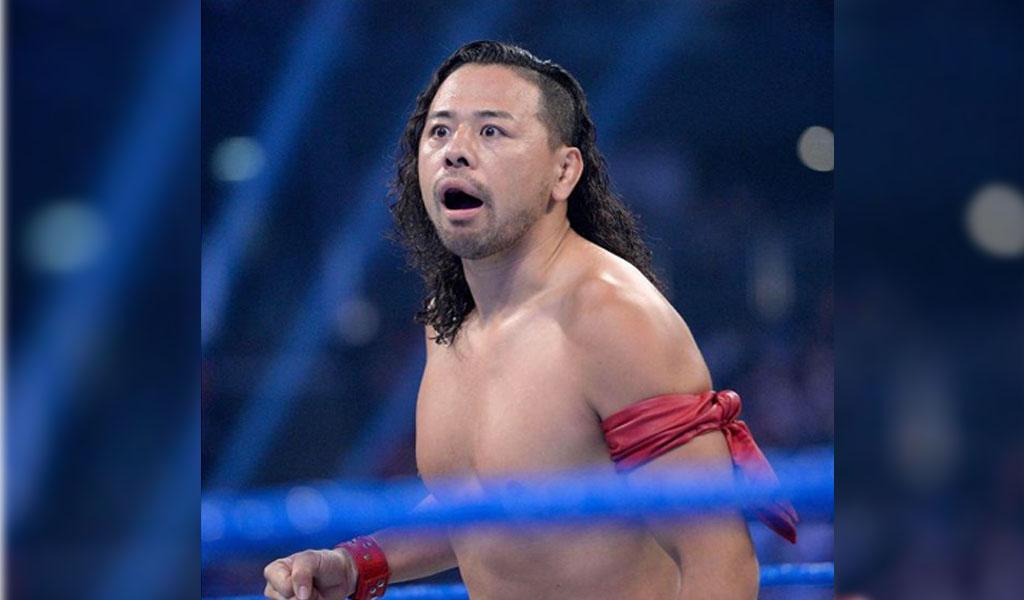 Backlash Shinsuke Nakamura