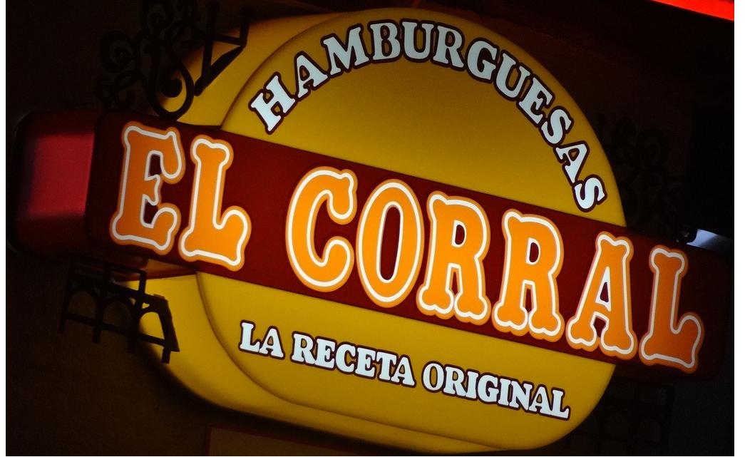 ¿Qué le pasó a las hamburguesas El Corral?