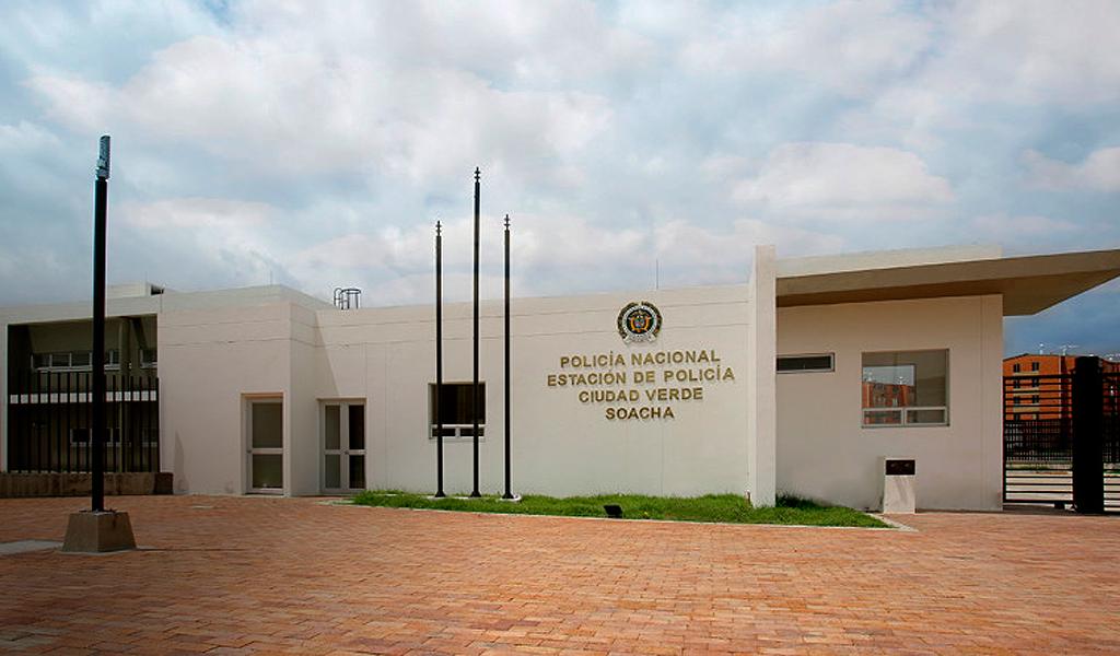 Explosión en estación de Policía en Soacha