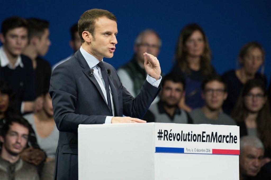 Macron se impone en las legislativas francesas