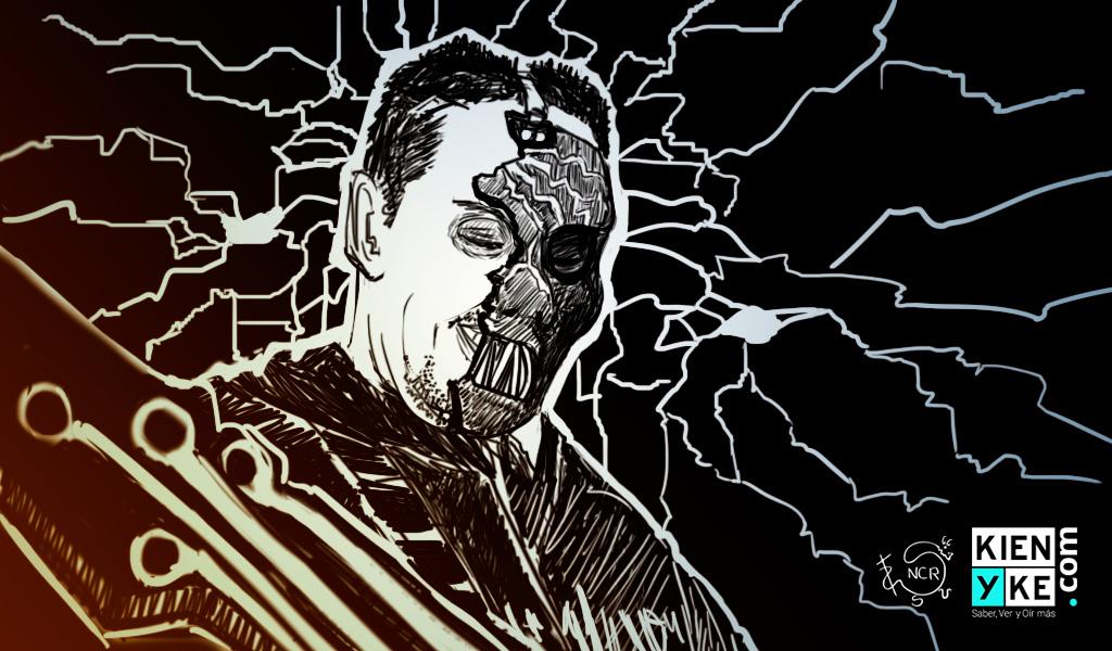 Paul Gray, el hombre detrás de la máscara #2 de Slipknot