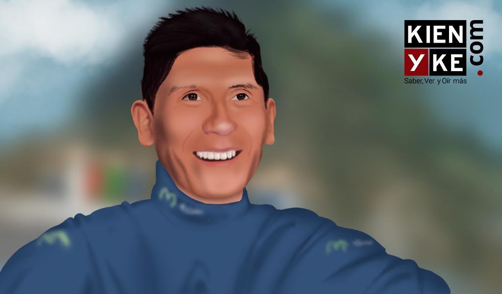 Nairo Quintana clasificación general