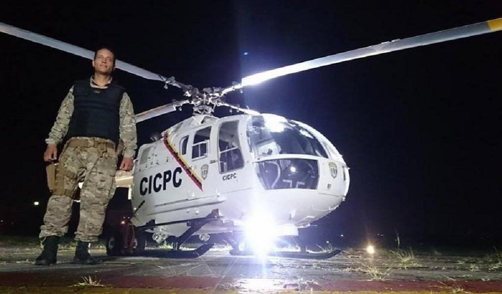 Venezuela helicóptero Óscar Pérez