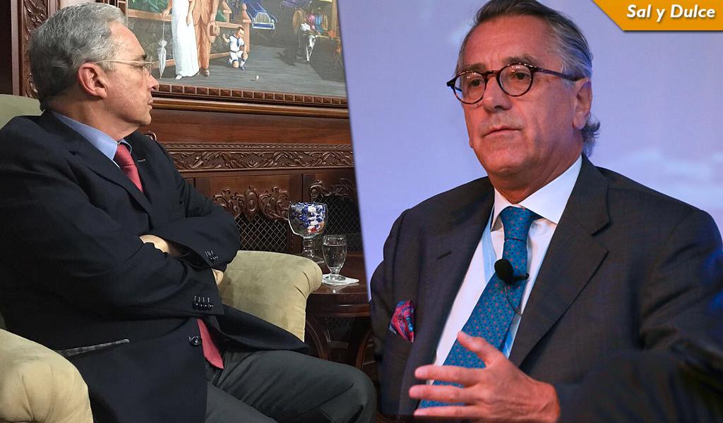 El fantasma de Uribe en el mundo