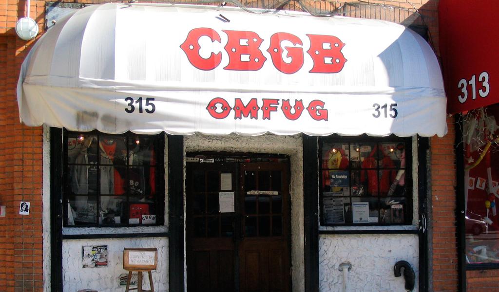 Alt_ Fanáticos del Rock CBGB