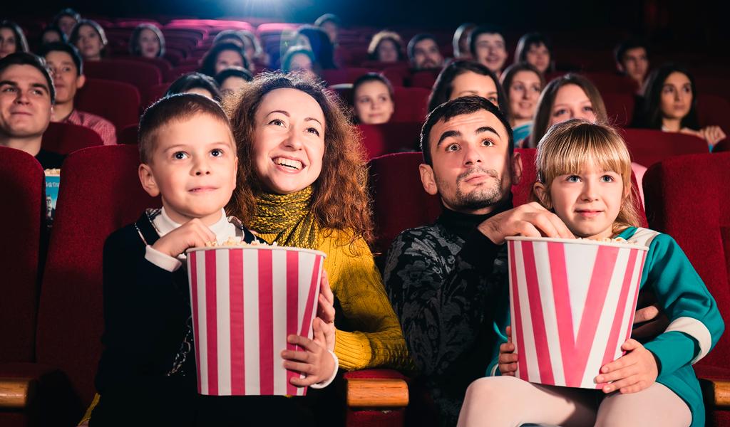 Cine para Todos llega a los municipios más alejados  del país