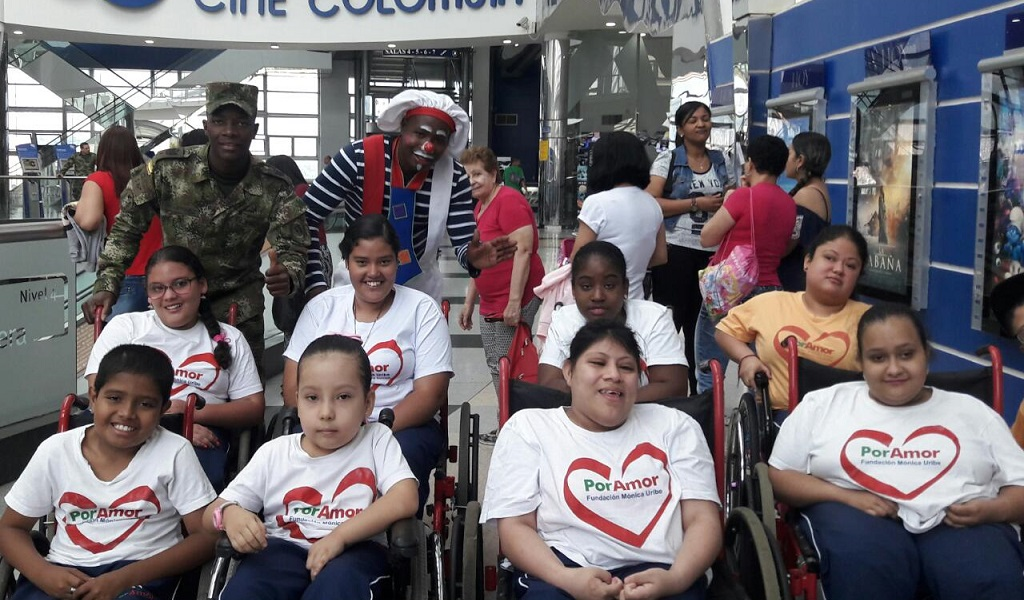 Ejército Día del niño